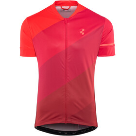 Cube Tour Full Zip Trikot Herren red pattern